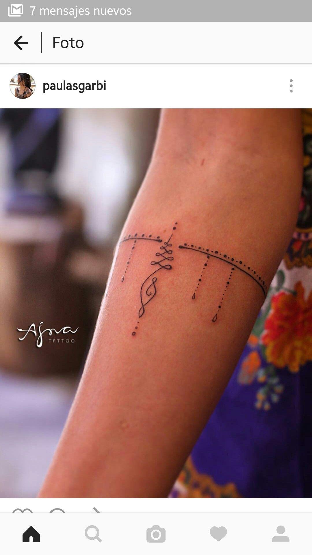 Pin von Sandra AtArrabia auf tatuajes | Pinterest | Tattoo ideen ... - Tattoo Handgelenk Frau