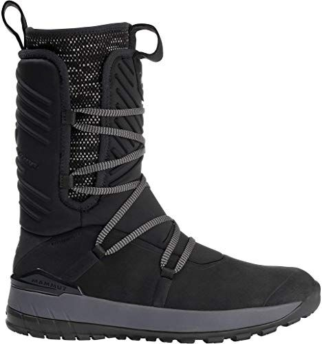 Photo of Purchase Mammut Falera Professional Excessive WP Informal Footwear – Girls's, Black/Titanium, 7 US, 3030-03970-0486-1055 on-line – Looknewclothing