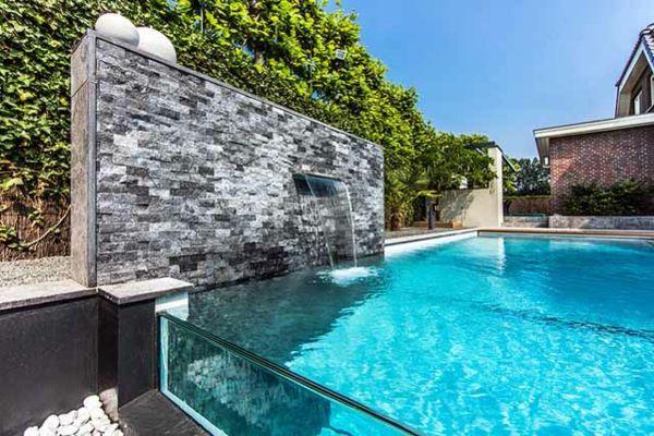 101 Bilder von Pool im Garten - Garden Pool Pinterest - moderne gartengestaltung mit pool