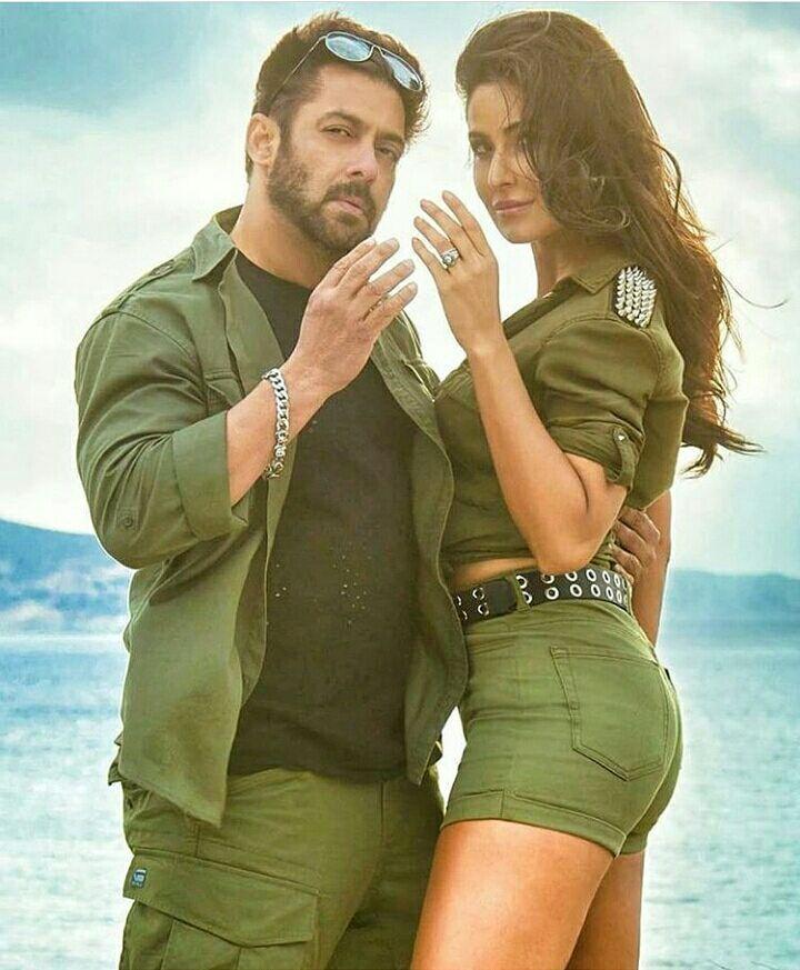 Salman Khan And Katrina Kaif Swagseswagat Tigerzindahai -6691