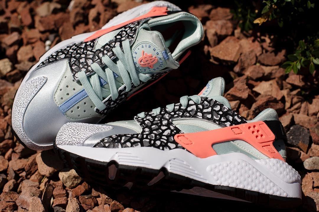 8c80c4363d599 Nike Air Huarache Run Prm available in-store and online  ateaze   extremeheat  safari  prm  huarache