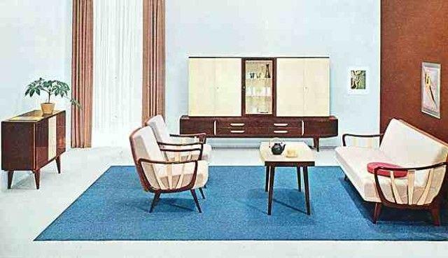möbel der 60er jahre – ragopige, Innenarchitektur ideen