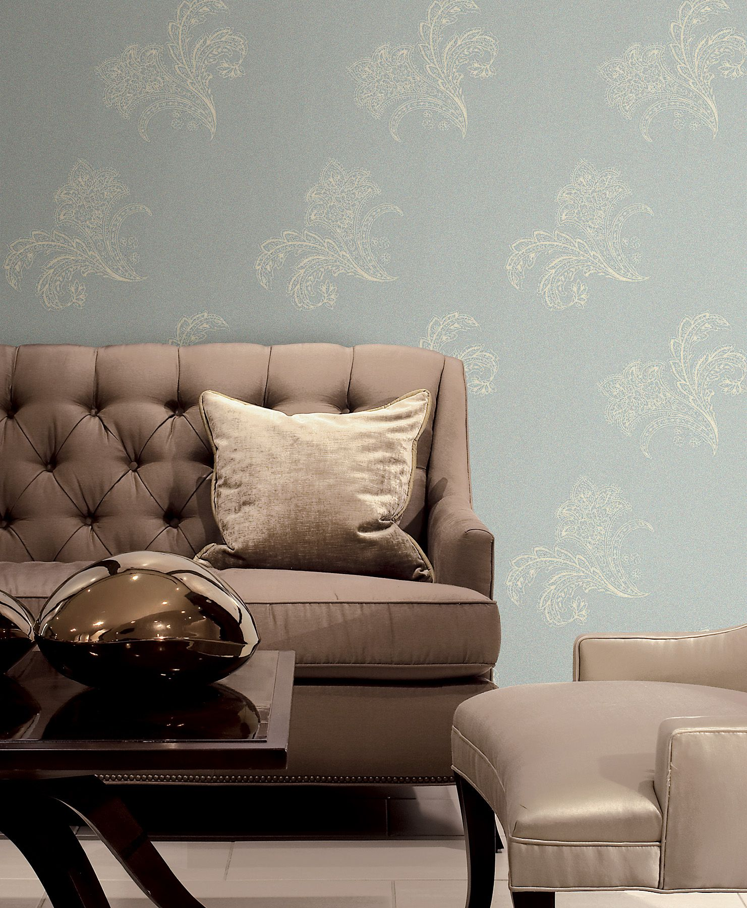 Joseph Abboud Collection by James Home wallpaper