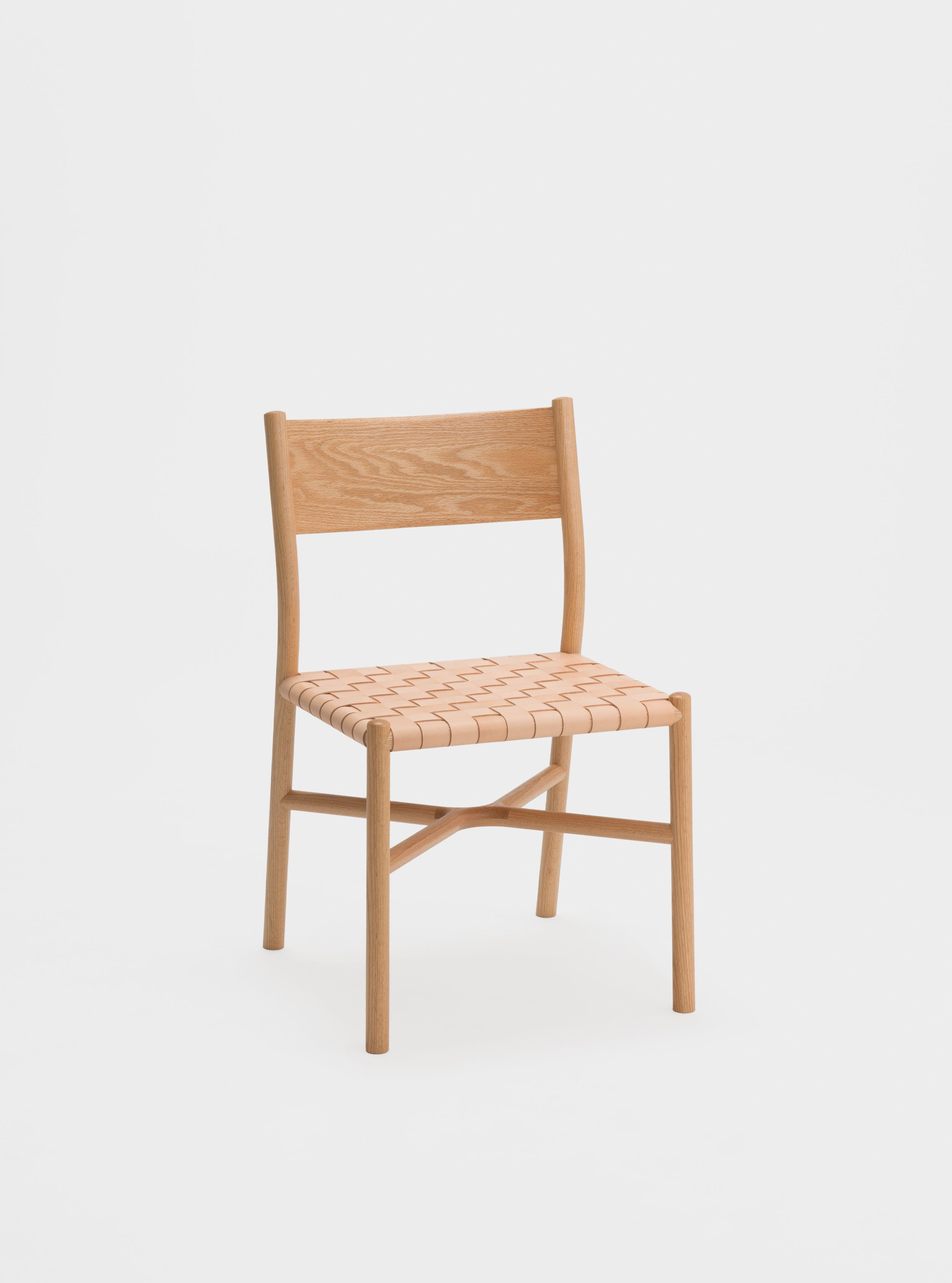 Utility Dining Chair Veneer Back with Arms