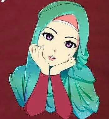 Pin Oleh Moon Light Di Knowing Islam Kartun Hijab Kartun Gambar Animasi Kartun