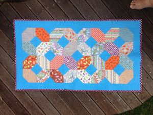 Quality Quilted Table Runner | AllFreeSewing.com