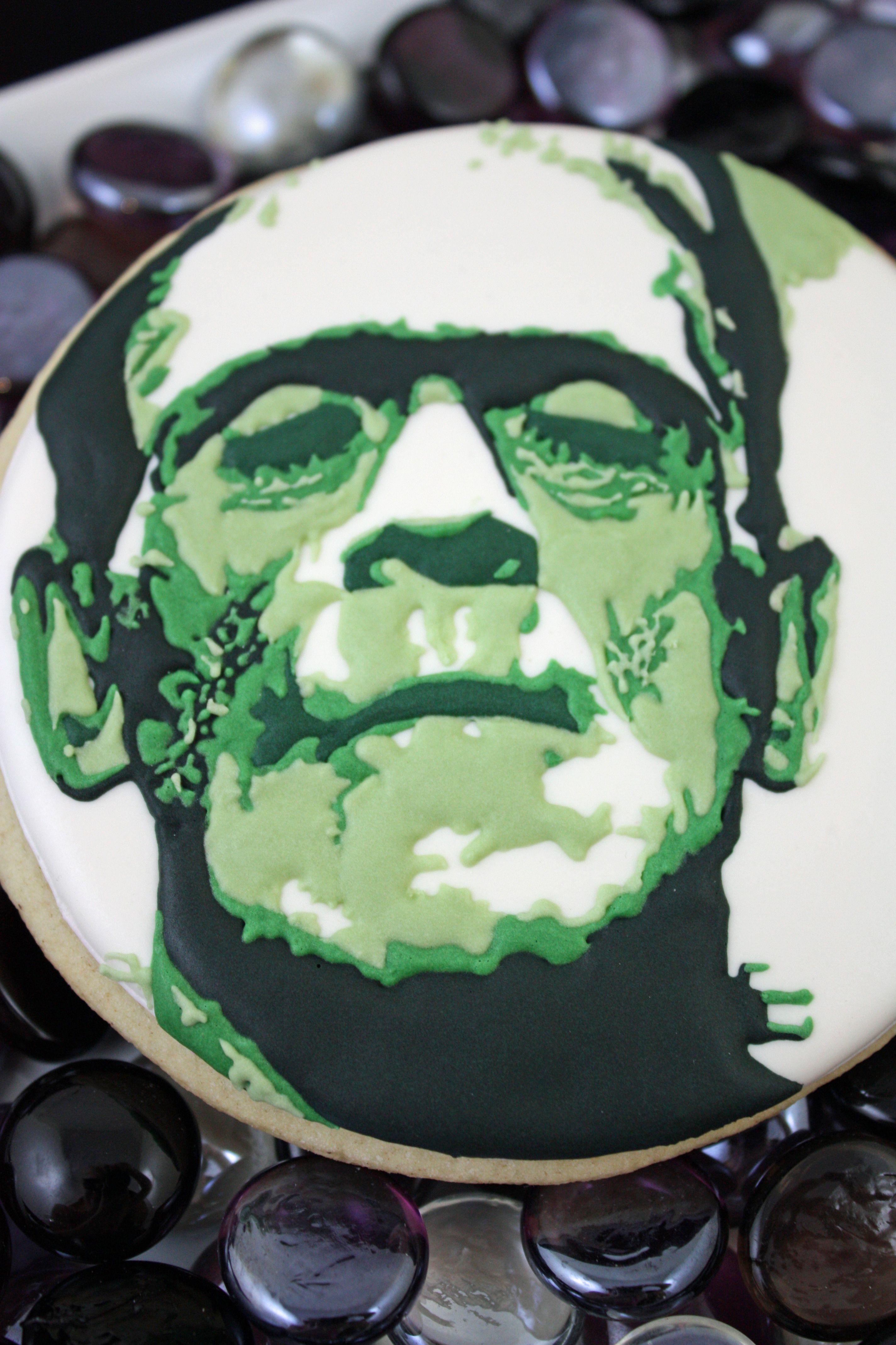 Frankenstein cookie~ By thehungryhippopotamus, green ...