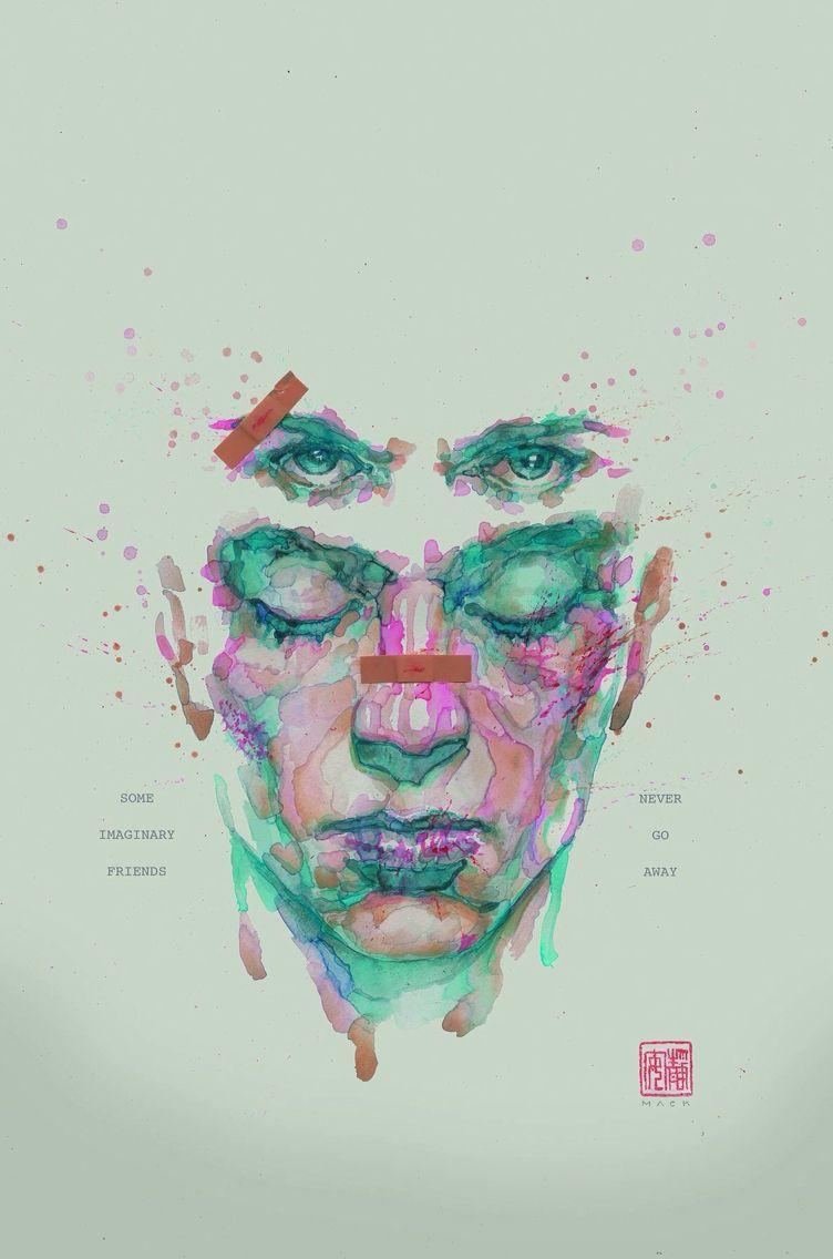 Fight Club 2 cover art