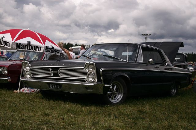 This is my brothers Plymouth VIP 1966