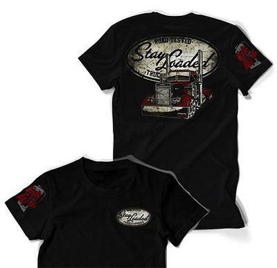 Raney's Chrome Shop T-Shirts All Sizes | Trucking/Trucker