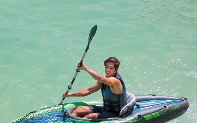 Intex Challenger K1 Kayak 35 99 Reg 68 39 Mojosavings Com In 2020 Kayaking Challenger Amazon Today