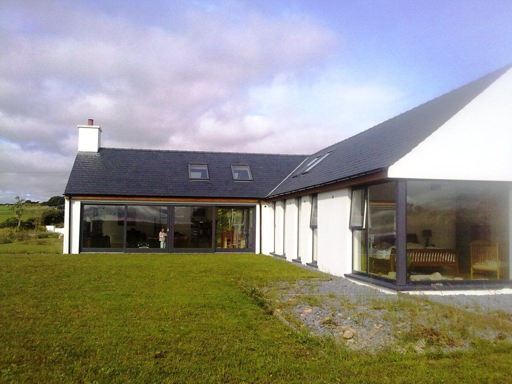 Image result for contemporary bungalow design barn for Bungalow designs ireland