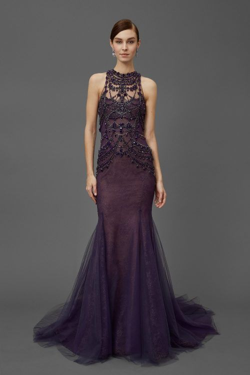 Marchesa | Collections | Marchesa | Pre-Fall 2016 | Collection #25