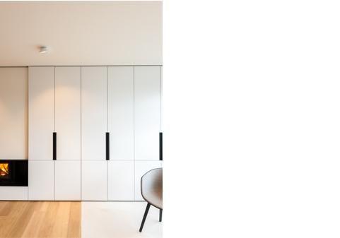 Reid | Senepart | architecten. Hay Stoel Chair Interieur / Interior Maatmeubilair