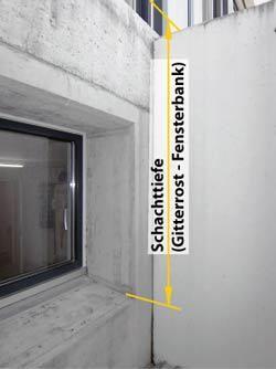 Spiegelschacht Keller heliobus ag tageslichtsysteme spiegelschacht und glasboden