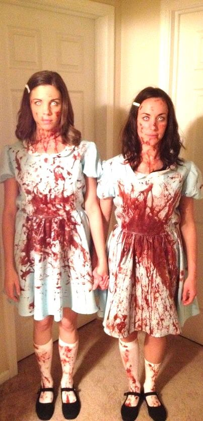 the shining delbert grady twins cosplay - The Shining Halloween