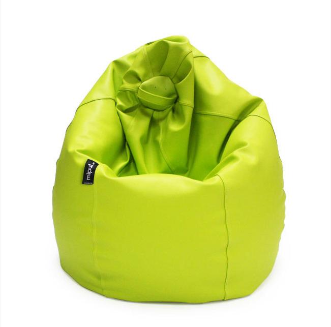 puf pera verde - Puf Pera