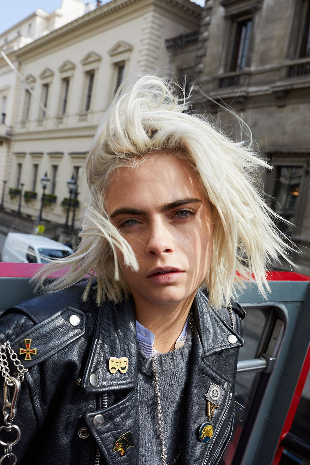 Cara Delevingne on the longest relationship she's ever had- HarpersBAZAARUK