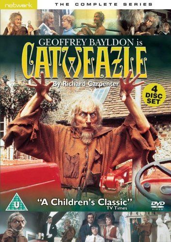 My absolute favourite programme from the 70s. Geoffrey Bayldon was so good as Catweazle creating a memorable character.#70stv