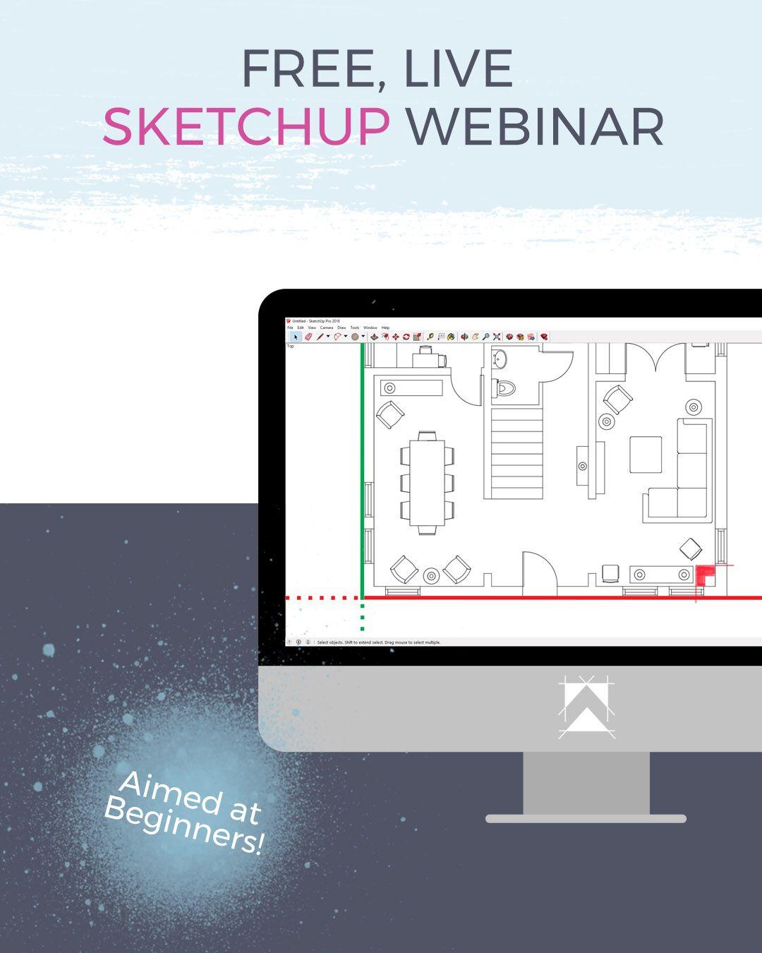 Create a Simple SketchUp Floor Plan in One Hour! in 2020