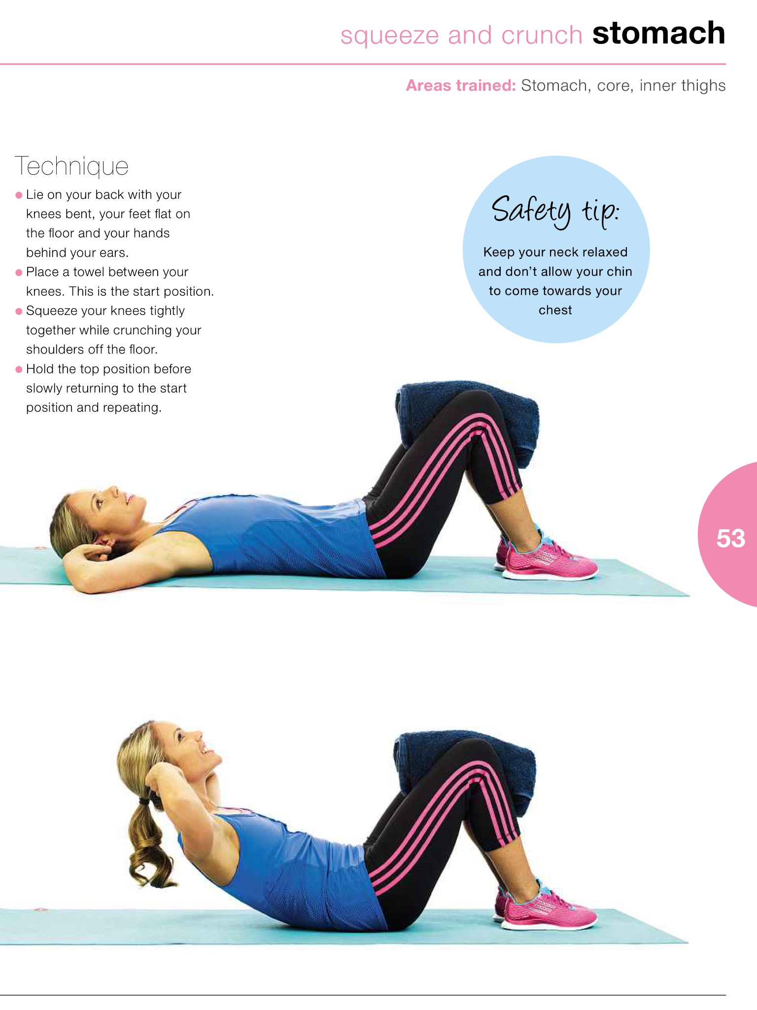 Pin by Jia Jia on Fitness & workouts (With images