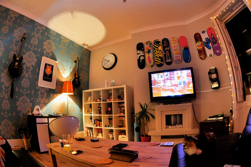 Skater Girl Awesome Bedrooms Bedroom Inspirations Dream Rooms