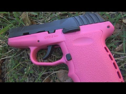 SCCY CPX-2 concealed-carry pistol review (VIDEO)Find our speedloader now!  http://www.amazon.com/shops/raeind