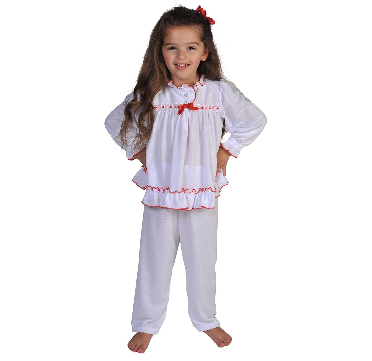 Clara\'s White Nightgown & PJ\'s | Gifts for Your Little Ballerina ...