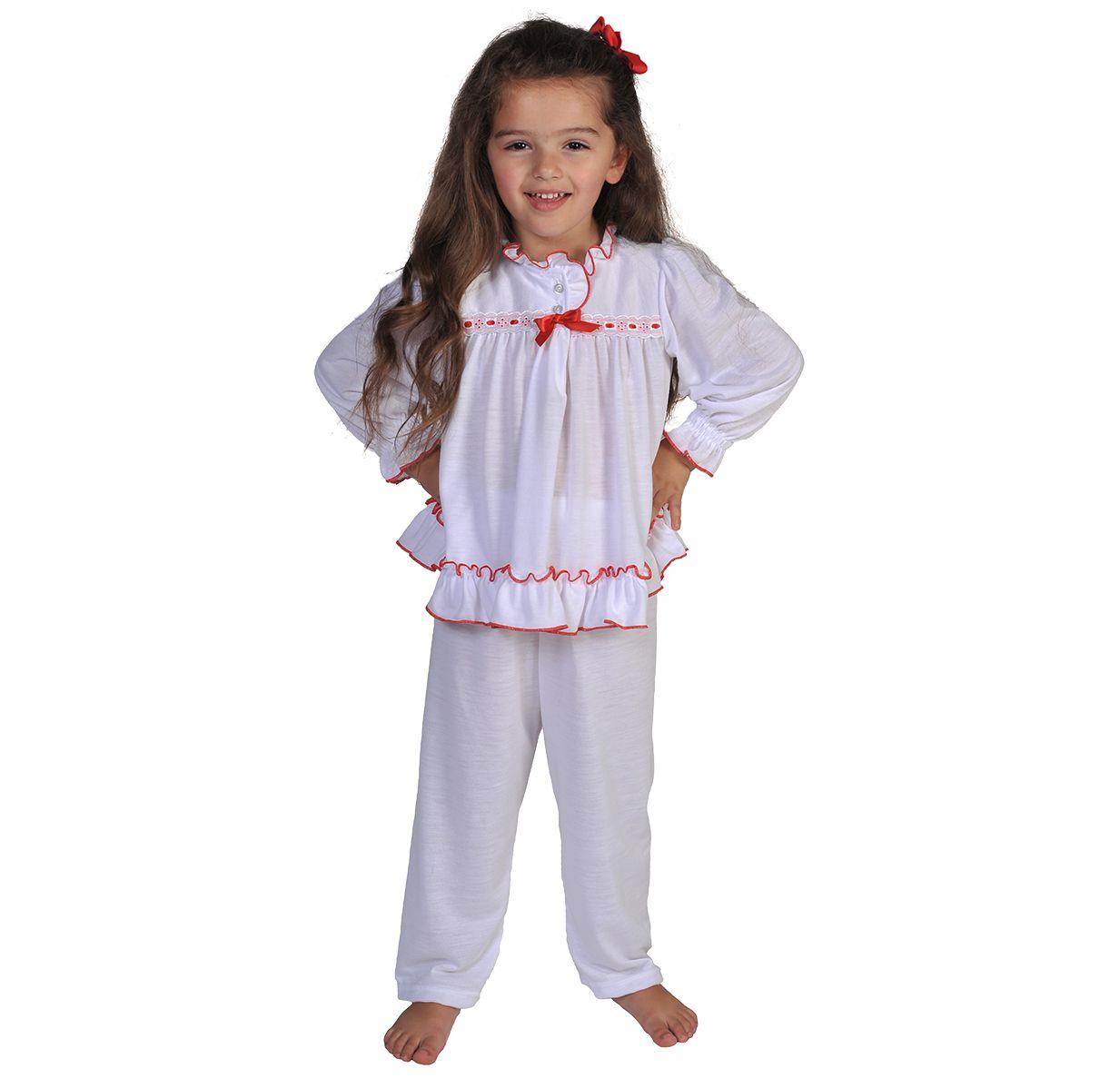 50b101803dc Clara s White Nightgown   PJ s