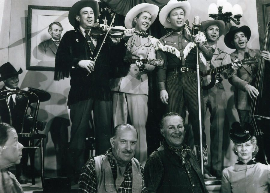 Theresa Sevigny Scott Collection Roy Rogers Dale Evans Old