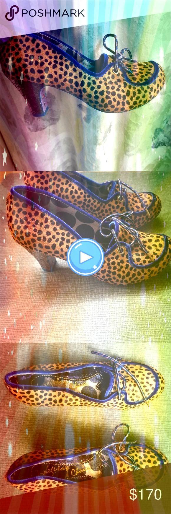 choice leopard heels 3 inch heel calfpony hair glitter heels Irregu Irregular choice leopard heels 3 inch heel calfpony hair glitter heels Irregu Irregular choice leopard...
