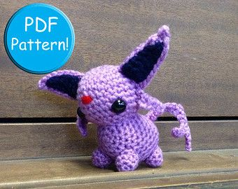 These Cute Crocheted Pokémon Are Tuckered Out | Pokemon crochet ... | 270x340