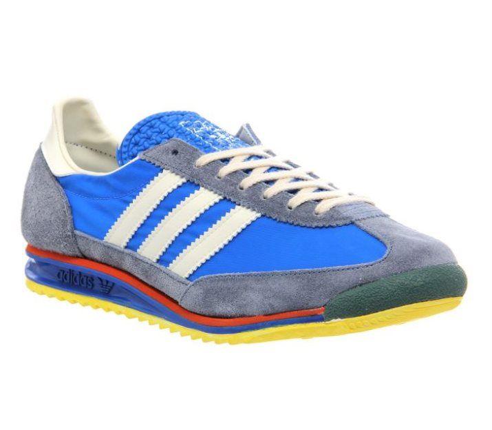 venta oficial comprar bien más fotos adidas Sl 72 Men Shoes (Blue Grey Cream) - adidas Men Shoes ...
