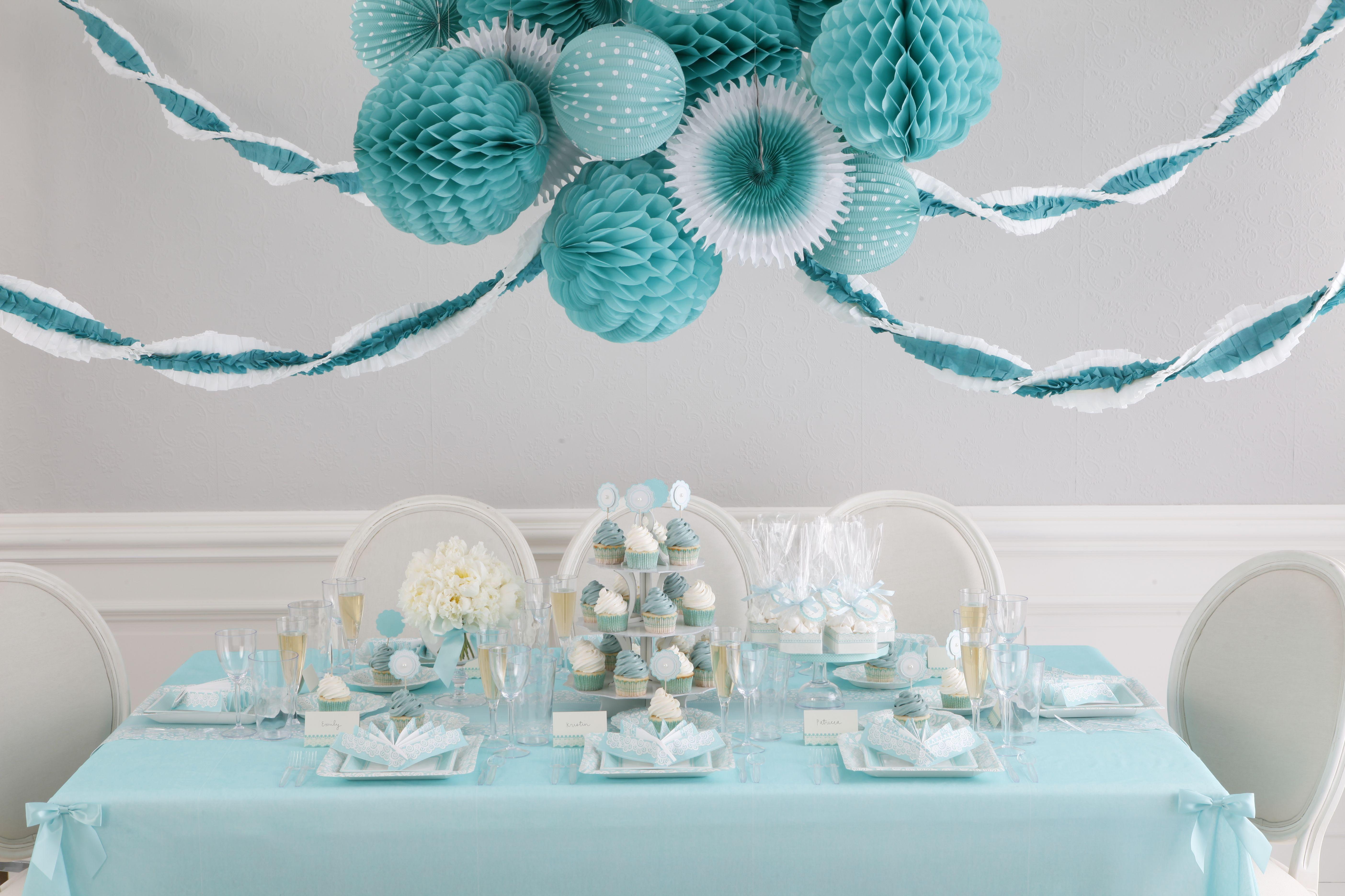 Martha Stewart Bridal Shower Decorations