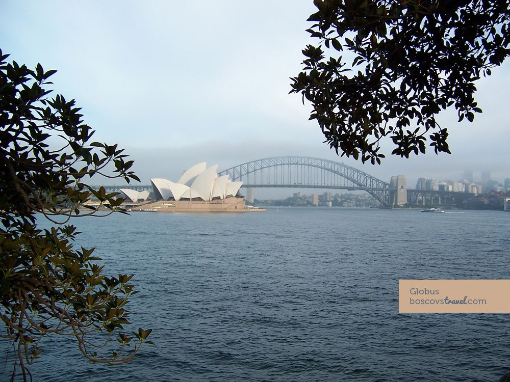 Sydney Harbor, Australia #Travel #Tour #Globus #Sydney #Australia