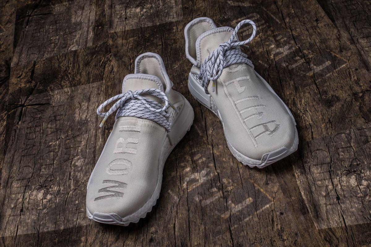 "28b2b1f49 Pharrell Williams x Adidas Holi NMD BC ""Cream"" AC7031 for Sale17 ..."