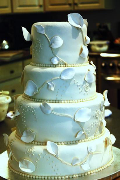 Confections Couture, Wedding Cake Design & Sales, Richmond ...