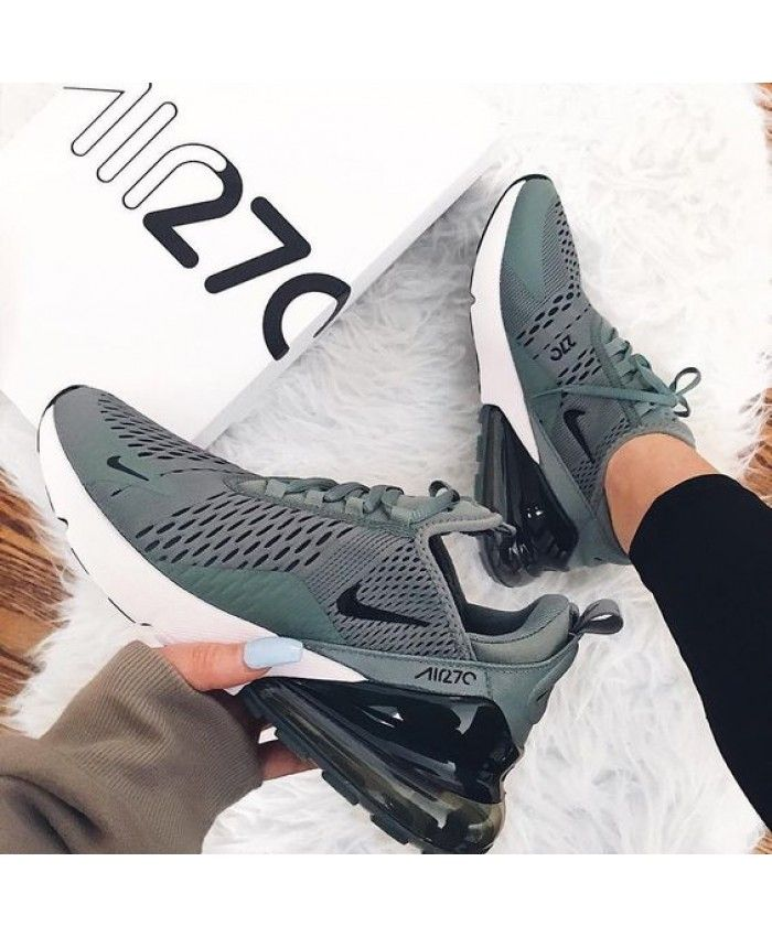 317475e7d0c6 Air Max 270 Women s Army Green White Black