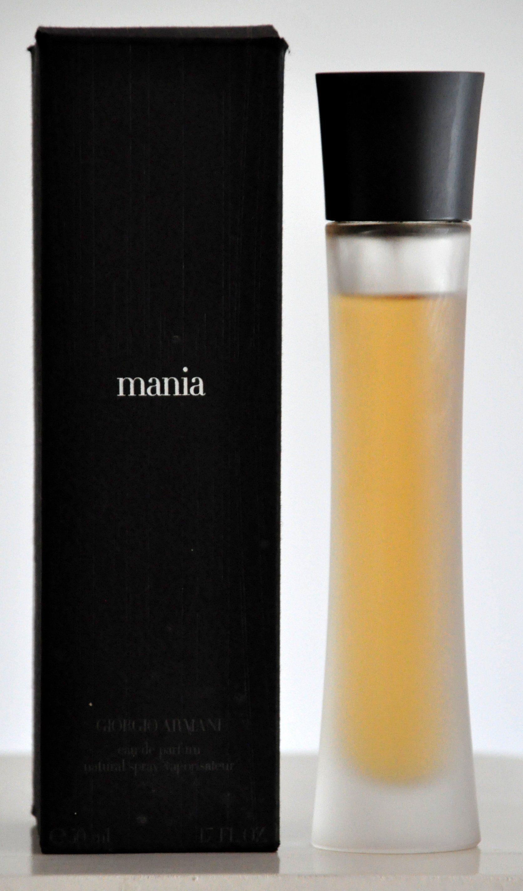 951a35bea1a Giorgio Armani Mania Eau de Parfum Edp 50ML Spray Profumo Donna Raro  Vintage di YourVintagePerfume su Etsy
