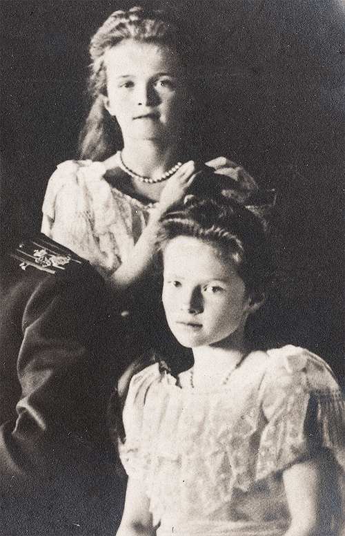 Visions Of The Romanovs Romanovsonelastdance Olga Nikolaevna And