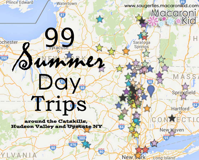 Day Trips From The Hudson Valley Catskills And Upstate Ny We Have Put Together 99 Day Trips