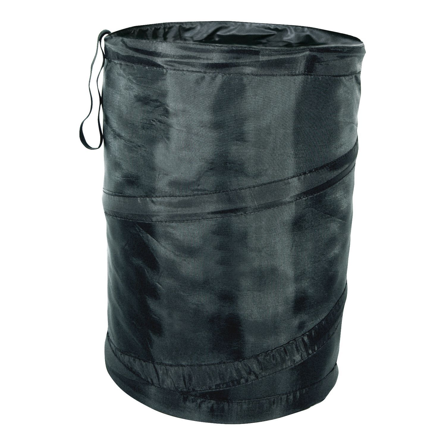 Go Gear Everywhere You Go TRASH13-BLA-PDQ Tall Pop-Up Trash Can