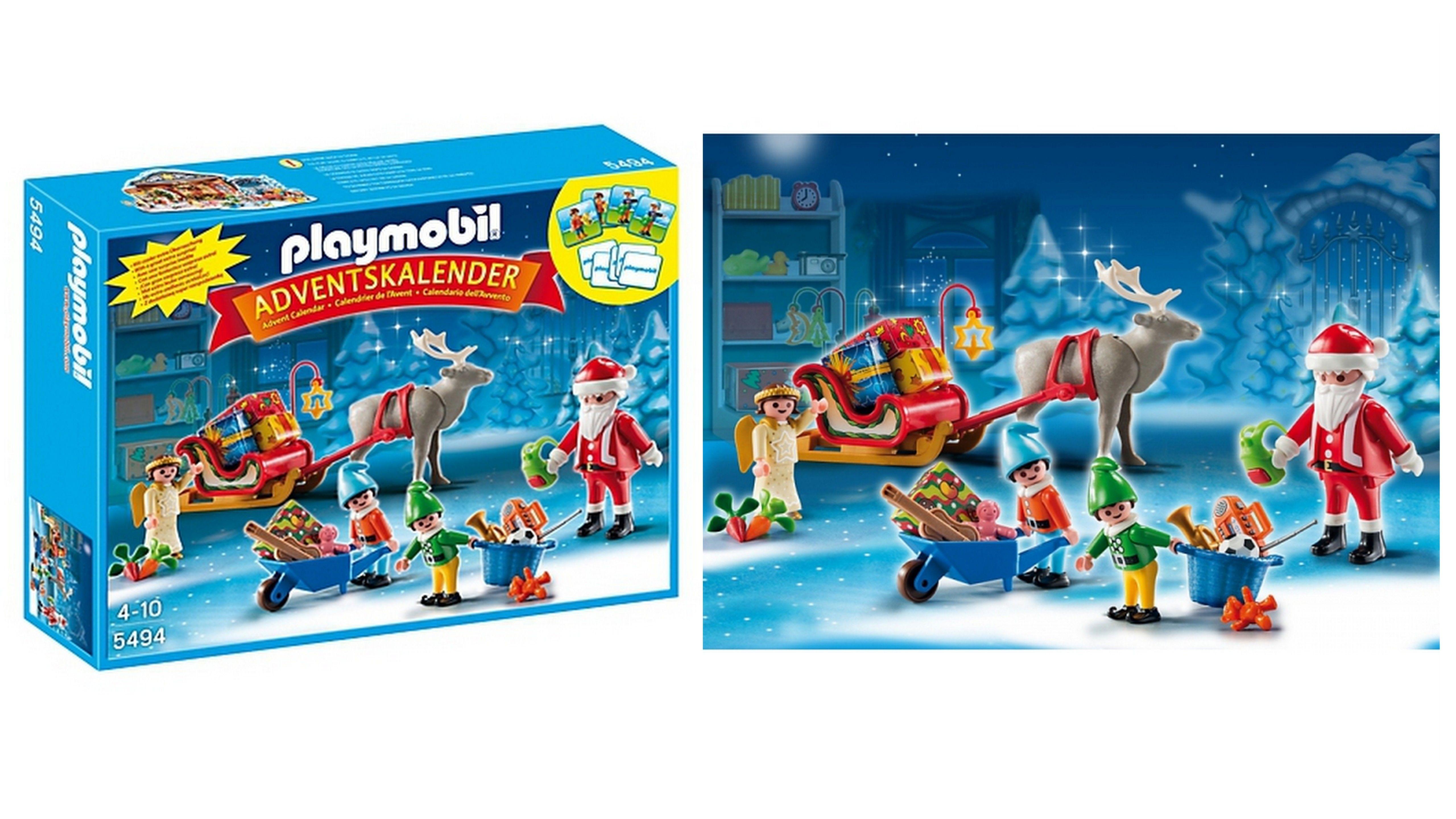 calendario adviento navidad #playmobil descubre los 9 modelos distintos en @playmyplanet