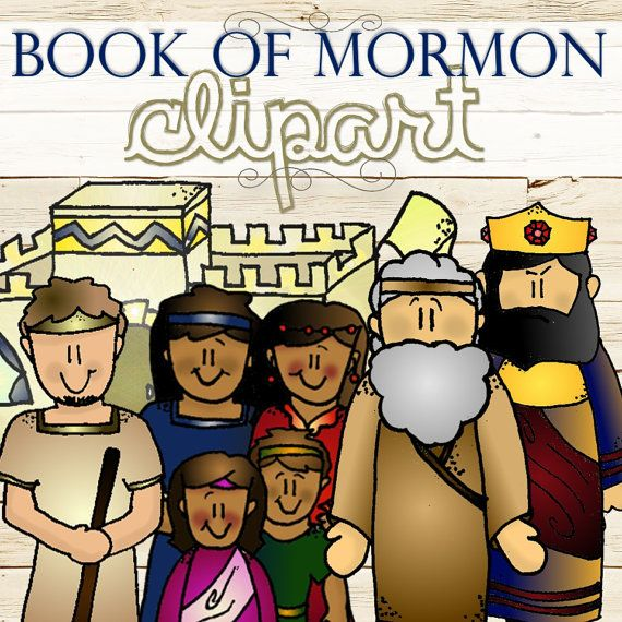 30+ Book of mormon stories clipart information