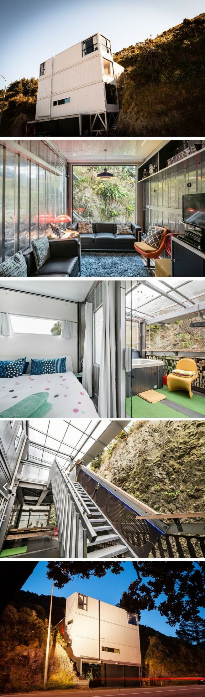 Wellington Container House   Prefab   Pinterest
