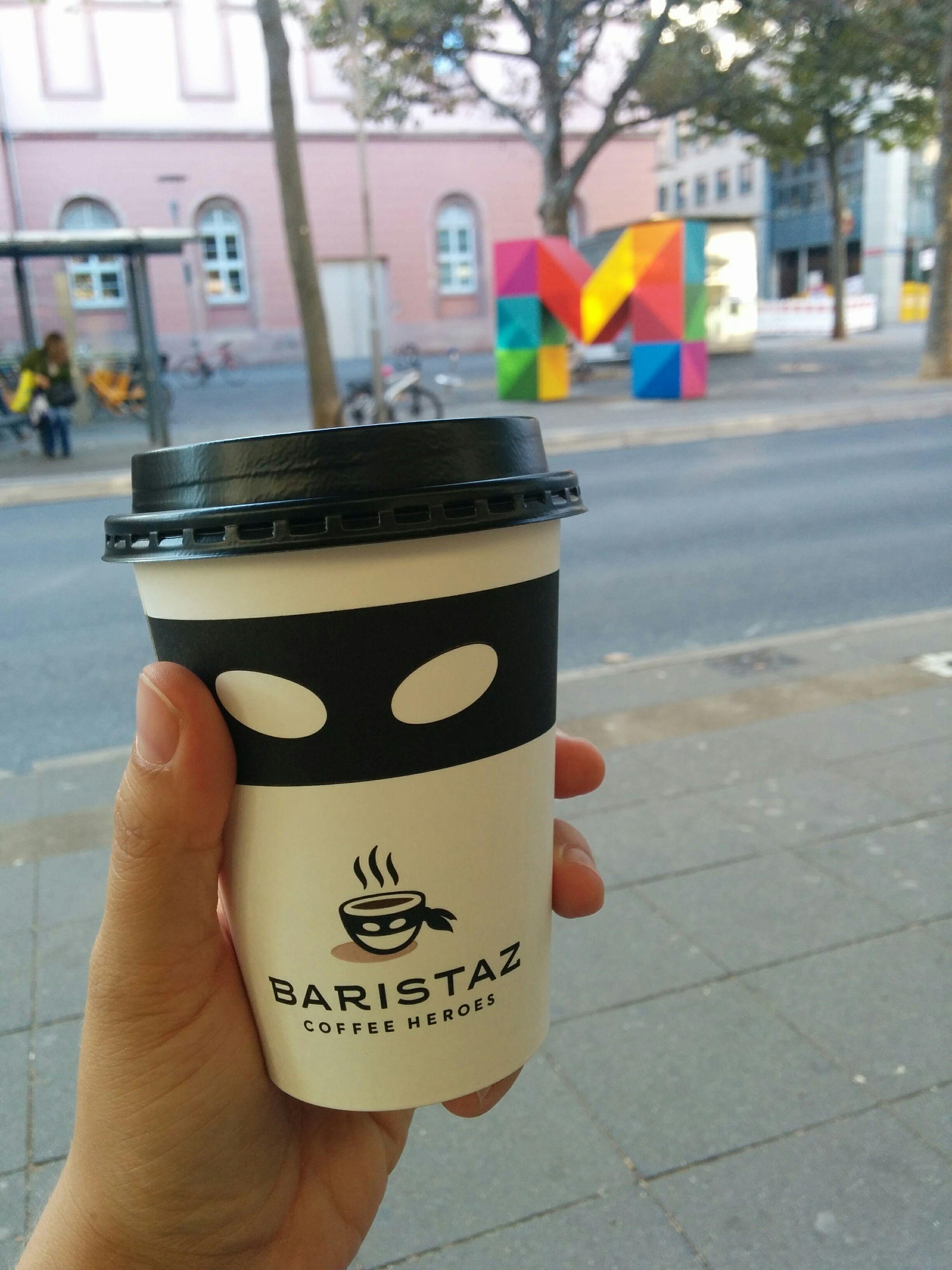 Heldenhafter Kaffee in Mainz :) #kaffee #coffee #helden #heroes ...