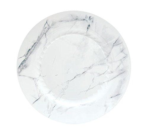Wna Plates. WNA Textures Quarry 10 Count Round Plastic Plate with Marble Look 10.25  sc 1 st  Pinterest & Wna Plates. WNA Textures Quarry 10 Count Round Plastic Plate with ...