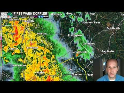 Severe Weather Update 6:20pm EDT: 4/19/20154