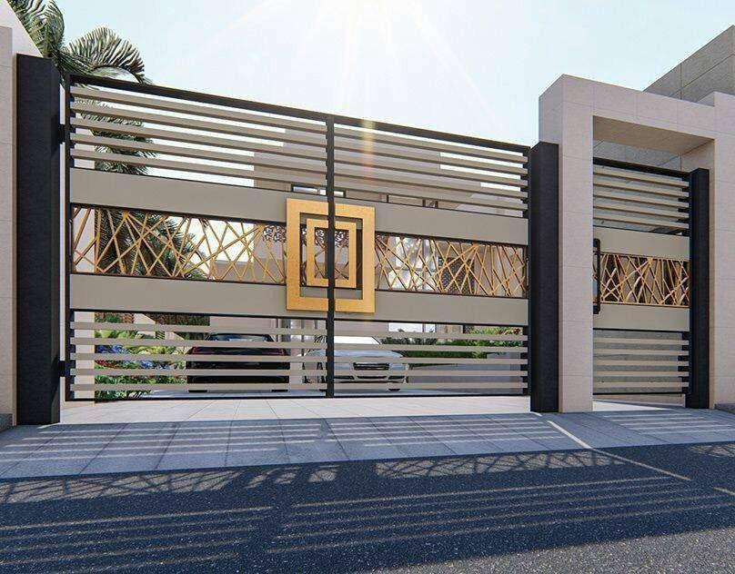 Modern Main Gate Design Design Ideas Everyone Will
