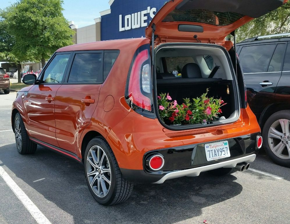 2017 kia soul exclaim turbo raises bar for urban runabout crossovers james nelson pulse. Black Bedroom Furniture Sets. Home Design Ideas